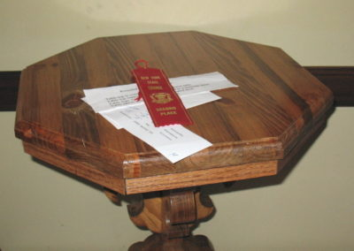 aa wooden table ws