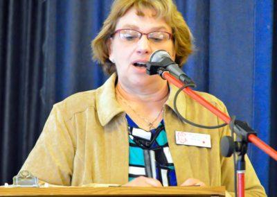 State FAC Director Brenda Noble